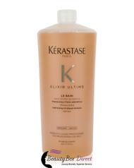 Kerastase Elixir Ultime Le Bain Shampoo 34 oz