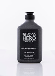 Eufora Hero For Men Black Clay Shampoo 10.1 fl oz