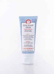 First Aid Beauty Ultra Repair Cream Intense Hydration Moisturizer for Face and Body - 2 oz.