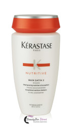 Kerastase Nutritive Irisome Bain Satin 2 Shampoo 8.5 oz