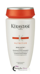 Kerastase Nutritive Irisome Bain Satin 1 Shampoo 8.5 oz
