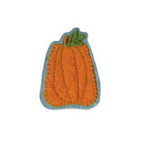 Sizzix Originals Die - Pumpkin #4 660274