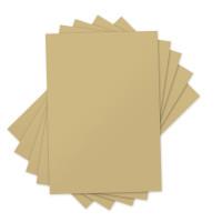 "Sizzix Inksheets - 4"" x 6"" Transfer Film 5 Gold Sheets 660544"