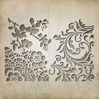 Sizzix Thinlits Die Set Tim Holtz - Mixed Media #2 661185