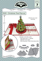 Karen Burniston - Christmas Tree Pop Up 1020