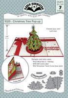 Karen Burniston - Christmas Tree Pop Up 1020