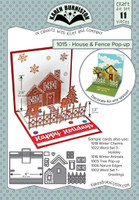 Karen Burniston - House & Fence Pop Up 1015