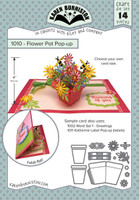 KB Riley Karen Burniston Dies-Flowerpot Pop-Up 1010