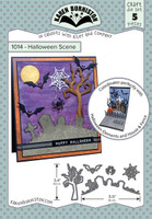 Karen Burniston - Halloween Scene 1014