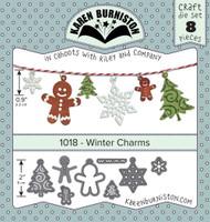 Karen Burniston - Winter Charms 1018