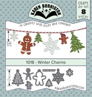 Karen Burniston - Winter Charms 1018