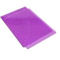 Sizzix Standard Cutting Pads Purple w/ Silver Glitter 662142