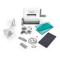 Sizzix Sidekick Starter Kit Die Cutting Machine - White 661770