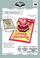 Karen Burniston - Cake Pop Up Die Set 1028