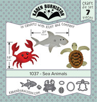 Karen Burniston - Sea Animals 1037