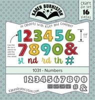 Karen Burniston - Numbers 1031
