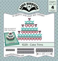 Karen Burniston - Cake Trims 1029