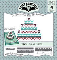 Karen Burniston - Cake Trims 1029