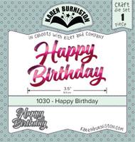 Karen Burniston - Happy Birthday 1030