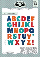 Karen Burniston - Alphabet 1053