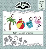 Karen Burniston - Beach Charms 1051