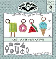 Karen Burniston - Sweet Treat Charms 1050