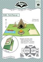 Karen Burniston - Tent Pop Up 1048