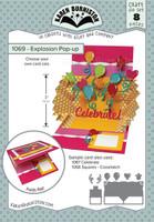 Karen Burniston - Explosion Pop Up 1069
