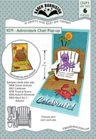 Karen Burniston - Adirondack Chair Pop Up 1071