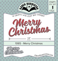 Karen Burniston - Merry Christmas 1065