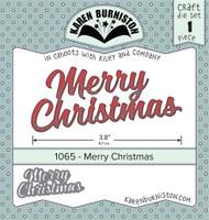 Karen Burniston - Merry Christmas 1065