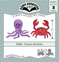 Karen Burniston - Ocean Animals 1068