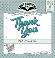 Karen Burniston - Thank You 1066