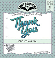 Karen Burniston - Thank You 1066