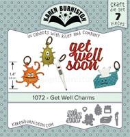 Karen Burniston - Get Well Charms 1072