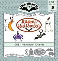 Karen Burniston - Halloween Charms 1058