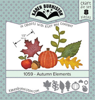 Karen Burniston - Autumn Elements 1059