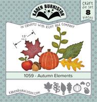 Karen Burniston - Autumn Elements 1059