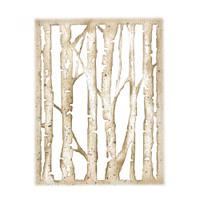 Sizzix Thinlits Die - Branched Birch 663108