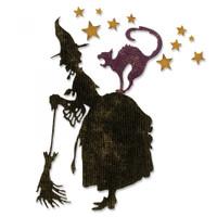 Sizzix Thinlits Die Set 3PK - Witchcraft 662386