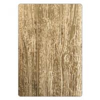 Sizzix 3D Texture Fades Embossing Folder - Lumber 662718