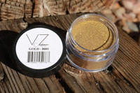 VZ Crafts Microfine Glitter - Gold 8001