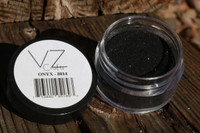 VZ Crafts Microfine Glitter - Onyx 8014