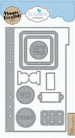 Elizabeth Craft Design Die - Planner Essential 1 1603