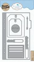 Elizabeth Craft Design Die - Planner Essential 2 1604