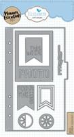 Elizabeth Craft Design Die - Planner Essential 3 1605