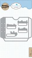 Elizabeth Craft Design Die - Planner Essential Pocket 1 1608