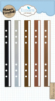 Elizabeth Craft Design Die - Planner Insert Strips 1611