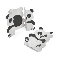 PRE-ORDER ONLY Sizzix Thinlits Die Set 9PK - Panda Fold-a-Long Card 663574