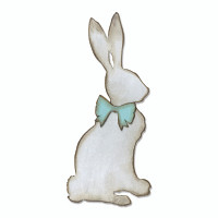 Sizzix Bigz Die - Cottontail by Tim Holtz 664167